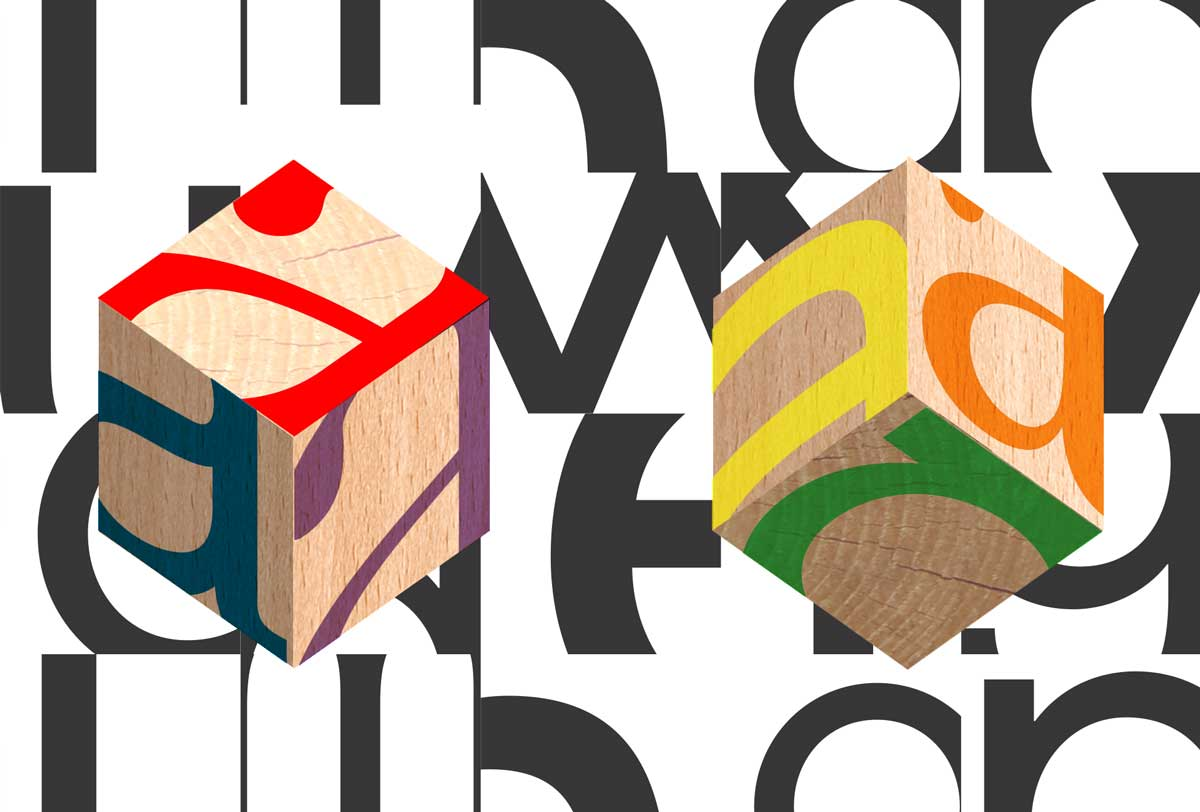Transform: Alphabet & Wood