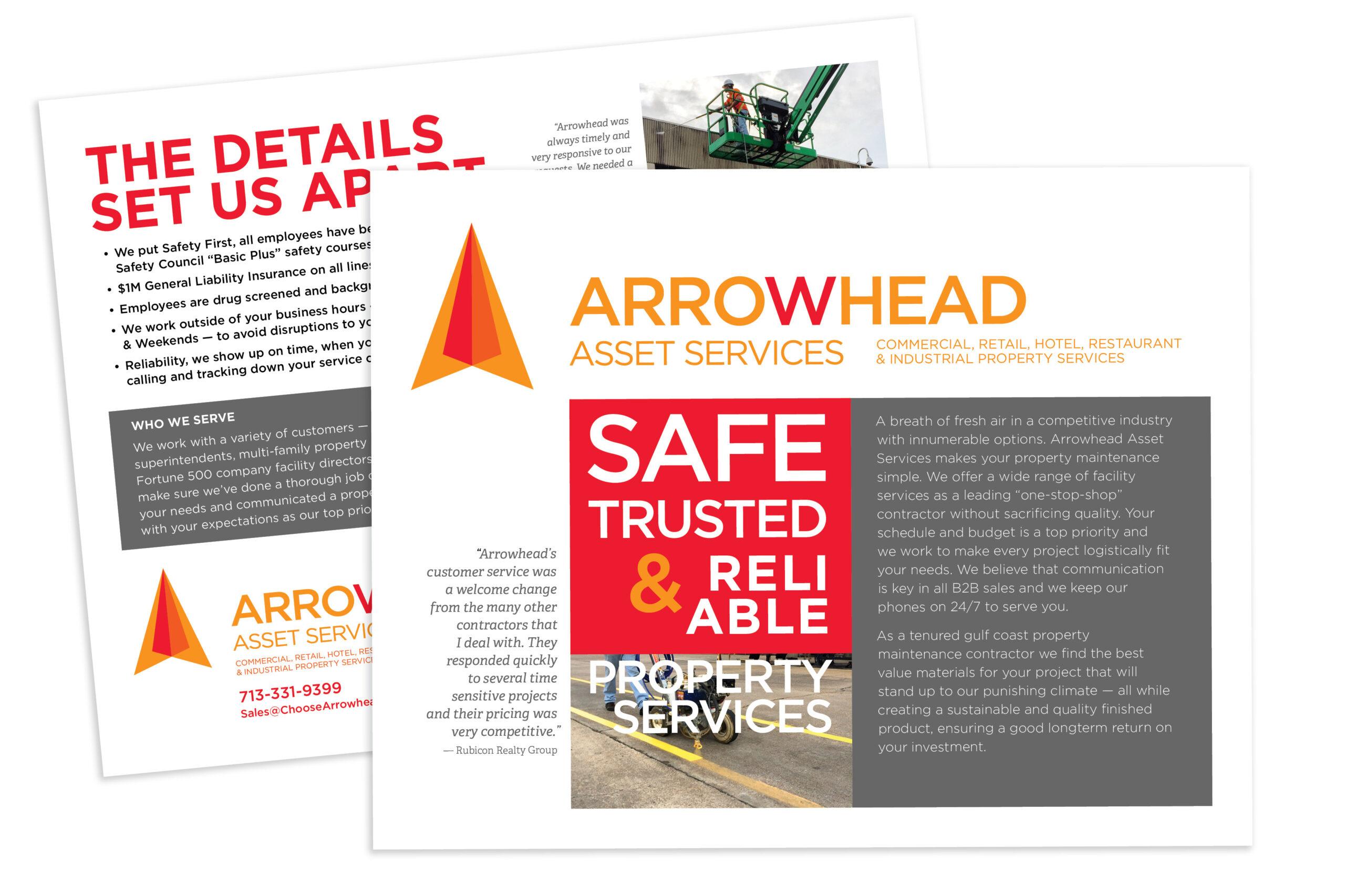 arrowhead flyer