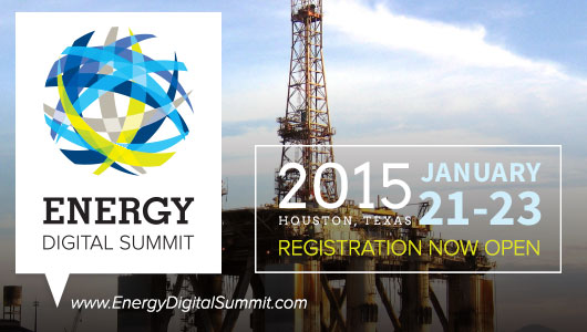 Energy Digital Summit banner display ad