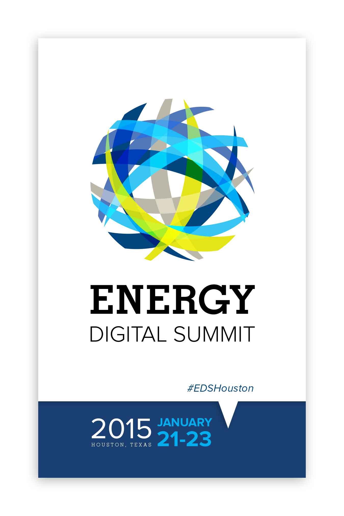 Energy Digital Summit program insert guide