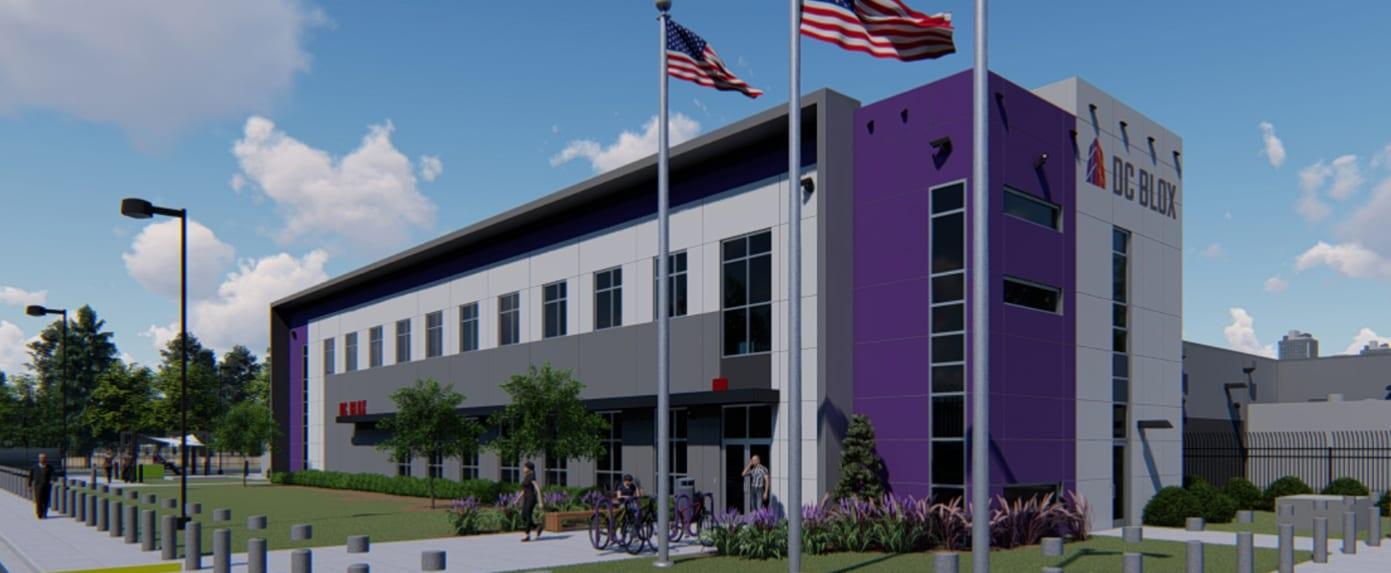 data center design branding